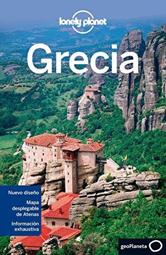 Grecia 6 (Guías de País Lonely Planet) [Idioma Inglés]