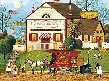 Buffalo Games Charles Wysocki Sugar and Spice 1000 Piece Jigsaw Puzzle