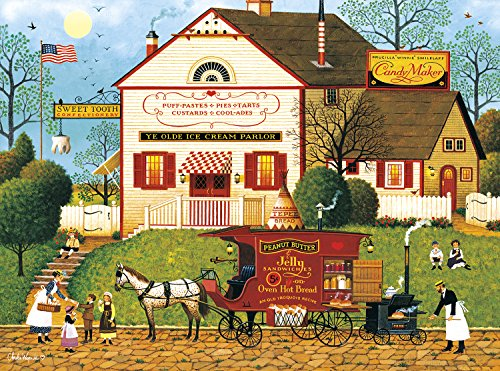 Buffalo Games Sugar and Spice 1000 Piece Jigsaw Puzzle Now $8.50 (Was $14.99)