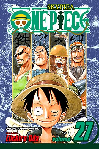 One Piece, Vol. 27: Overture (One Piece Graphic Novel) (English Edition)