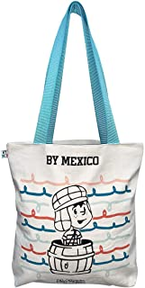 BY MEXICO, Totebag Bolsa El Chavo Barril
