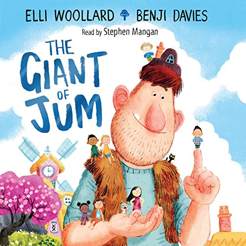 The Giant of Jum audiobook cover art