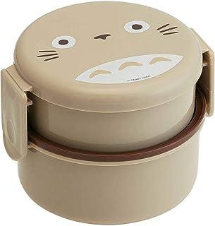 Skater Round Lunch Box My Neighbor Totoro Studio Ghibli Made in Japan 500ml ONWR1