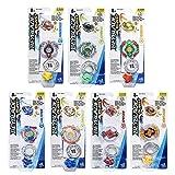 Beyblade B9500EU41 Gran Set = 7 Peonzas, Multicolor