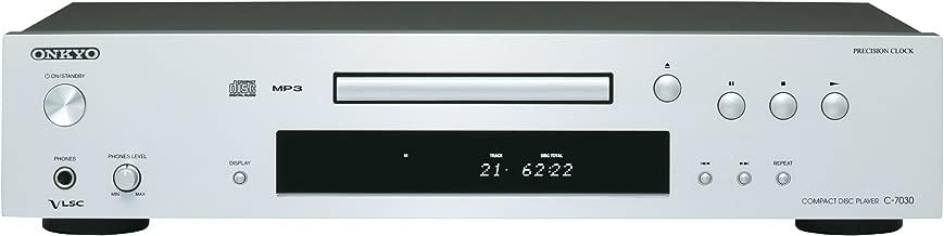 Onkyo C7030-S - Reproductor de CD, color plata: Amazon.es ...