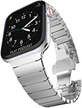 aluminum apple watch with link bracelet
