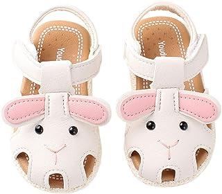 ✿ Zolimx Ni/ña Moda Casuales Zapatillas del Primavera Verano S/ólido Aire Libre y Deporte Antideslizante del Zapatos Individuales Zapatos de Beb/é