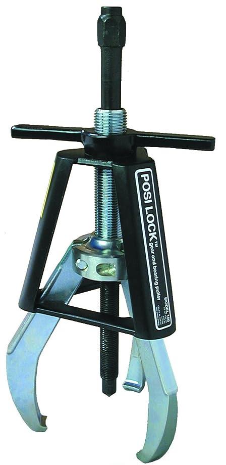Posi Lock 106 Manual Puller, 3 Jaws, 10 tons Capacity, 6