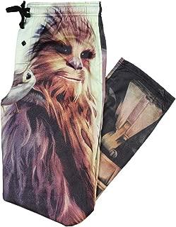 Star Wars Men's The Last Jedi Photoreal Pajama Lounge Pants
