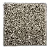 """Smart Squares Easy Street 8"""" x 8"""" Premium Residential Soft Carpet Tiles, Peel and Stick for Easy DIY Installation, Seamless Appearance, Made in USA (Sample, 909 Lava)"""