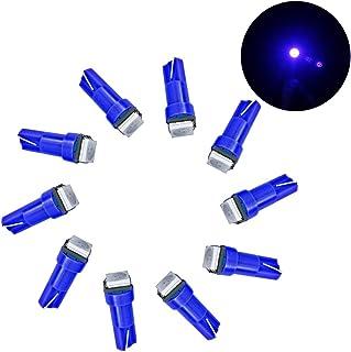Cherishly 5X 12V LED Lampe t/émoin t/émoin davertissement du Tableau de Bord pour Tableau de Bord Marine Voiture Van FG