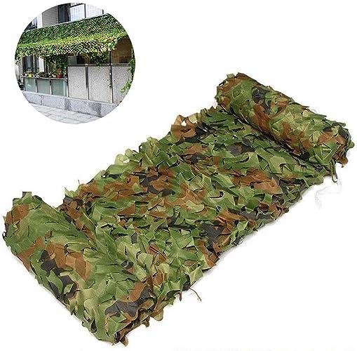 Camouflage Filet écran Pare-Soleil Oxford Tissu, Adapté à La Voiture des Enfants Extérieure Militaire Intérieure Jardin Décoration Photographie Cachée (différentes Tailles Disponibles)