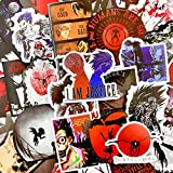 ZZHH Cartoon Waterproof Decal Stickers For Bicycle Scrapbook Skateboard Snowboard Laptop Luggage DIY Toy 50Pcs/Set