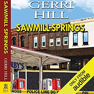 Sawmill Springs cover art
