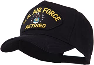 us air force retired hats