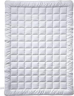 Billerbeck - 5106660002 - Simone Superlight - Couette été en soie sauvage naturelle - 155 x 220 cm - Blanc (Import Allemagne)