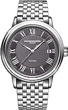 Raymond Weil Maestro Men's Automatic Stainless Steel Watch - 2837-ST-00609