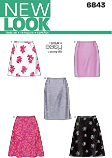 new look patterns online