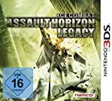 Ace Combat Assault Horizon Legacy - [3DS]