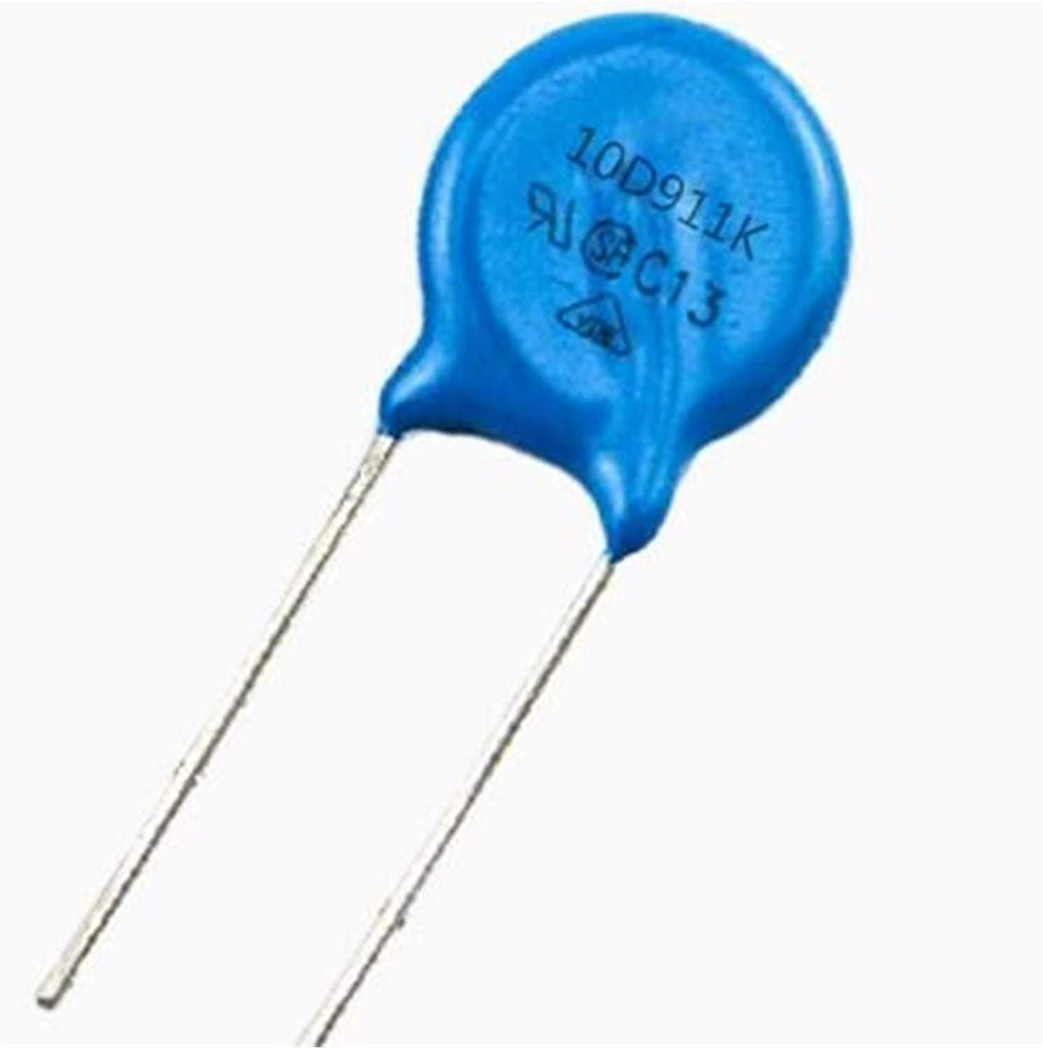 SHAXX LIUXB-X 50pcs Varistors 10D911K 910K Metal Depende Limited All items in the store price sale Voltage
