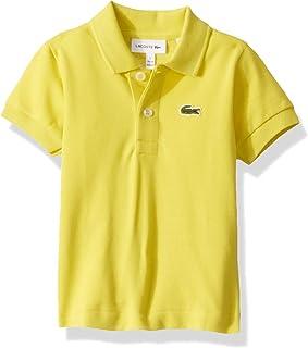 Boys' Short Sleeve Legacy Pique Polo Shirt