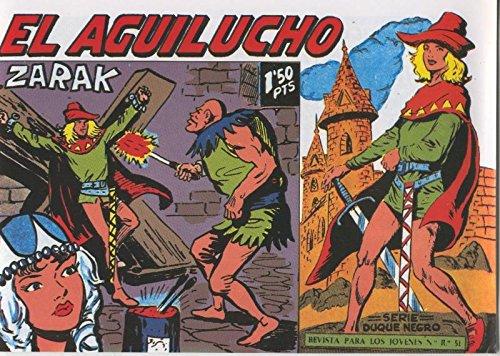 El Aguilucho, facsimil numero 67: Zarak