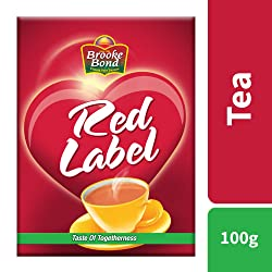 Brooke Bond Red Label Tea, 100g