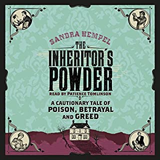 The Inheritor's Powder cover art