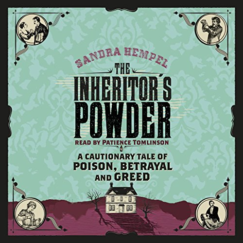 The Inheritor's Powder audiobook cover art