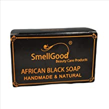 Raw African Black Soap Imported From Ghana 1lb.