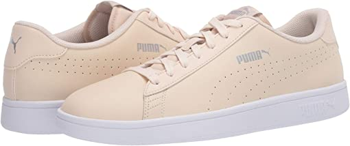 Tapioca/Puma Silver/Puma White