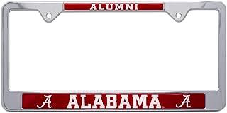 AMG Auto Emblems All Metal NCAA Alumni License Plate Frame … (Alabama)