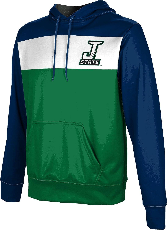 Johnson State College Men's Pullover Spirit Hoodie 2021 Max 72% OFF model School Sweat
