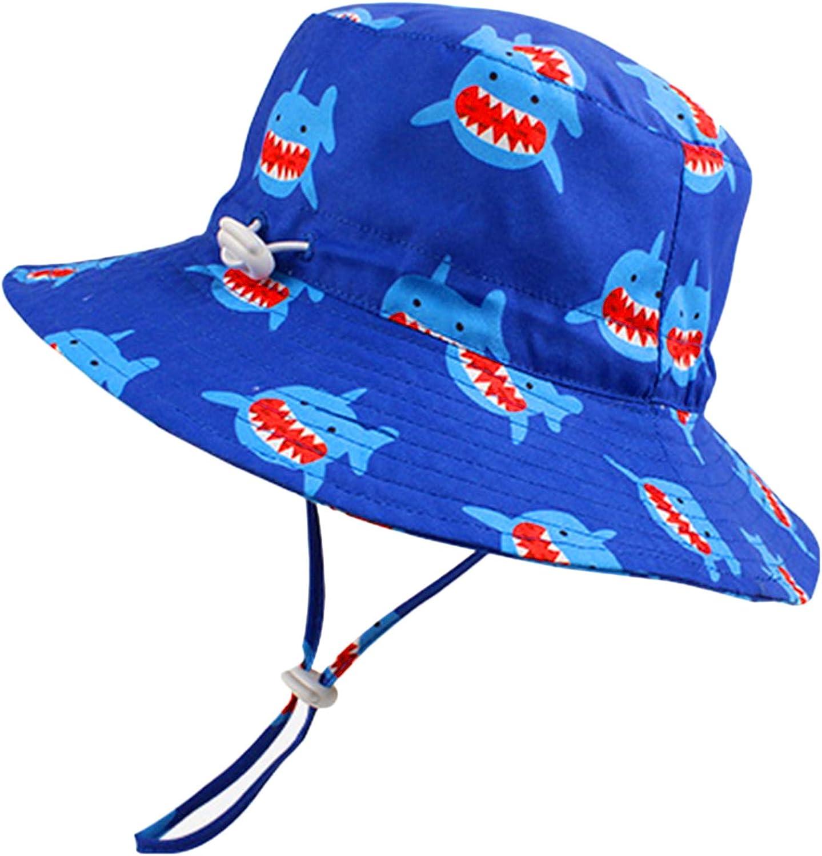 Baby Sun Hat Toddler Summer UPF 50+ Sun Protection Baby Boy Beac