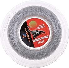 Tubayia 1.30 mm x 200 m Professional Nylon Tennis String for Tennis Rackets