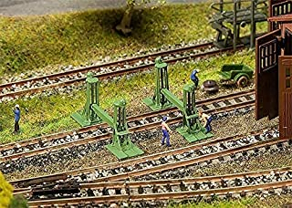 Faller 272909 Spindle Lifting Jacks N Scale Scenery and Accessories