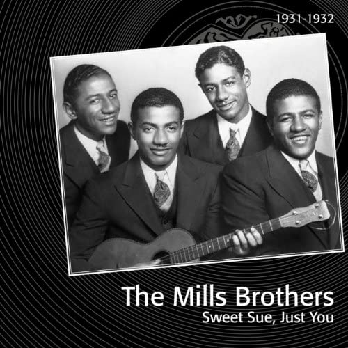 The Mills Brothers feat. Bing Crosby, Boswell Sisters & Victor Young;