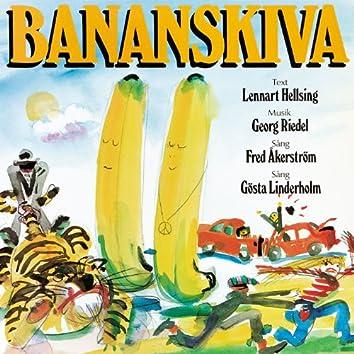 Bananskiva