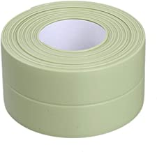 LHongBin-Sealing Strip Badkamer Douche Sink Bad Afdichtstrip Tape Wit Zelfklevende Waterdichte Muursticker, Eenvoudige Ins...