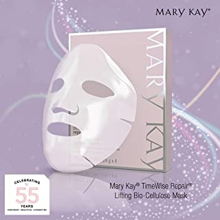 Mary Kay TimeWise Repair Anti-Aging Lifting Bio-Cellulose Mask pk./4