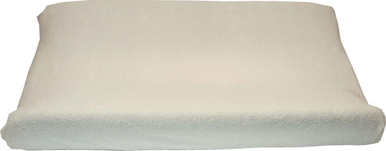 80x50 cm Ti TIN Copri Fasciatoio Universale con Tessuto Elastico Adattabile Coprifasciatoio 100/% Microfibra Morbida e Assorbente Colore Arancione