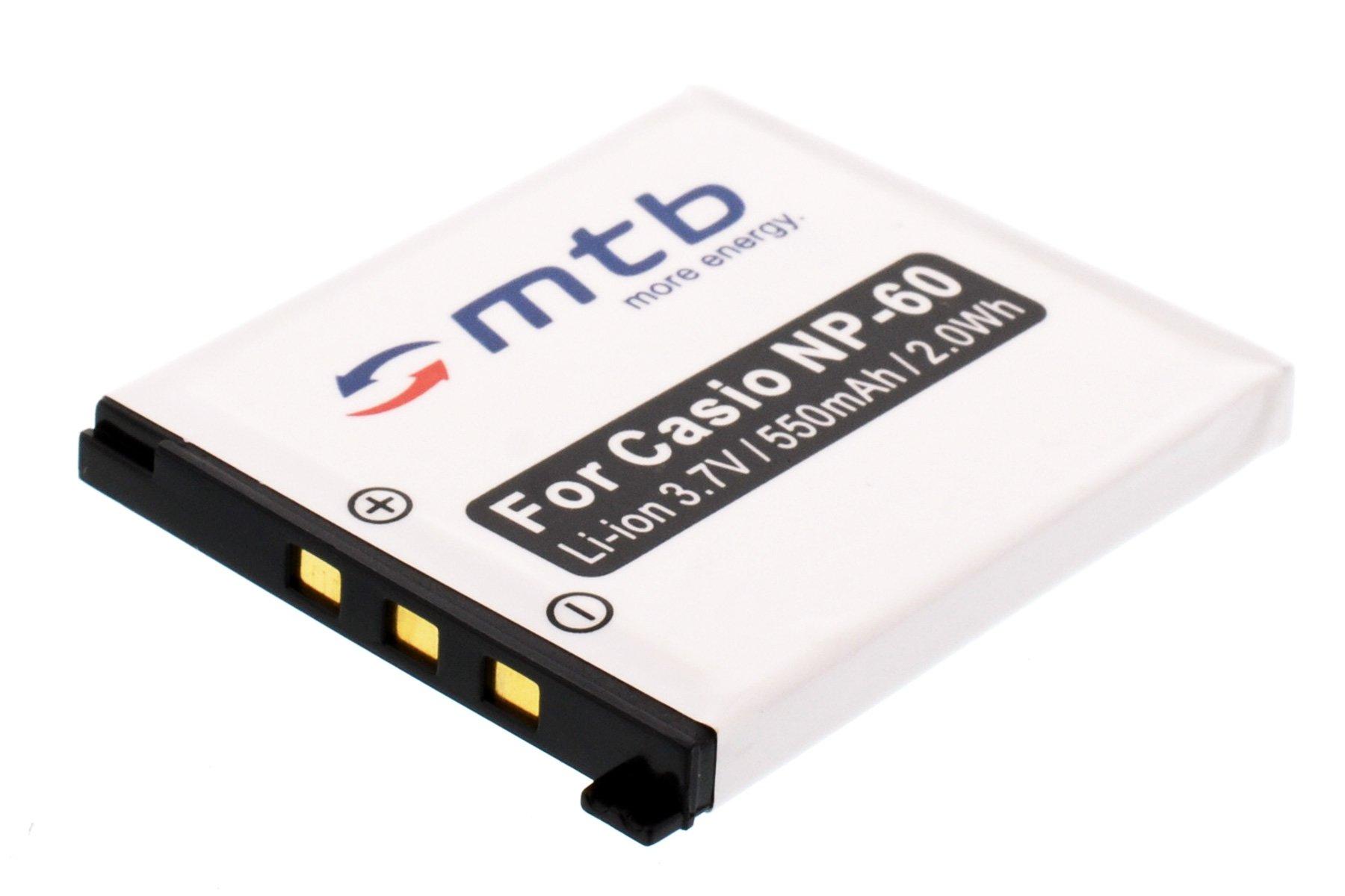 NP-60 para Casio Exilim EX-FS10 S10 S12 Z9 Z19 Z22 Z25.Ver Lista Cargador USB//Coche//Corriente Bater/ìa