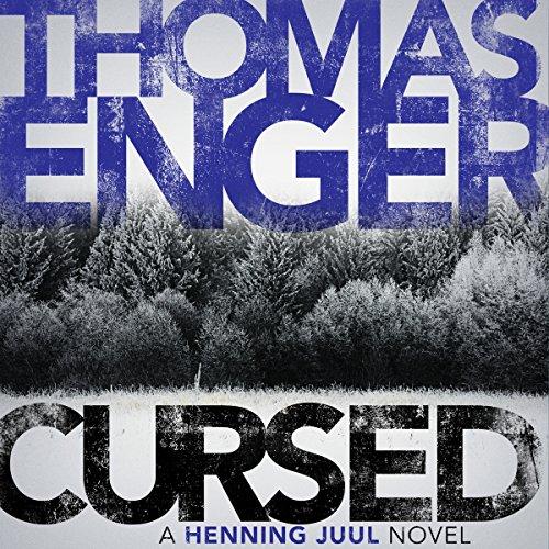Cursed audiobook cover art
