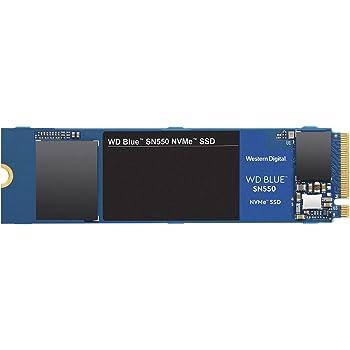 Western Digital SSD 1TB WD Blue SN550 PC M.2-2280 NVMe WDS100T2B0C-EC 【国内正規代理店品】