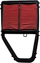 VioGi 1pc Red New Intake Panel Cleaner Engine Air Filter OE Quality Replacement For 01-05 Honda Civic 1.7L L4 / 01-05 Acura EL 1.7L L4