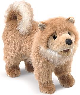 Pomeranian Puppy Hand Puppet