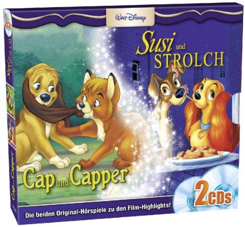 Cap und Capper und Susi und Strolch: 2er Box - Set