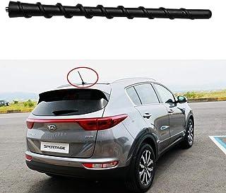 Maliyaw 7'hintere Dachantenne Pole Gewinde Antenne Perfekter Ersatz für Ix35 / i30 Tucson Kia SPORTAGE Nissan Volkswagen New Santafe SPORTAGE R SPORTAGE CERATO Rio