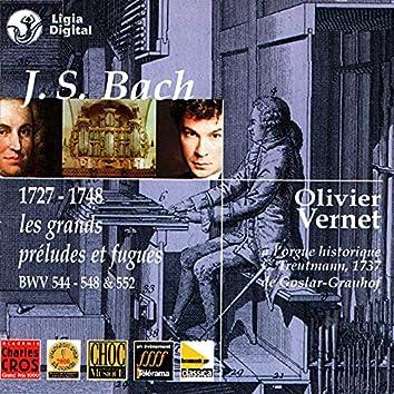 Bach : Les grands préludes et fugues (1727-1748)