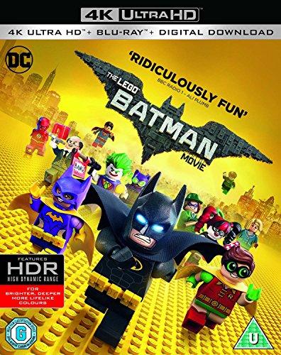 The Lego Batman Movie [Blu-Ray] [Region B]